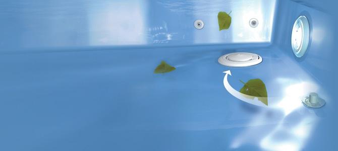 Wasserfiltrierung