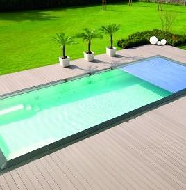 Maximálna kvalita bazénov a príslušenstva