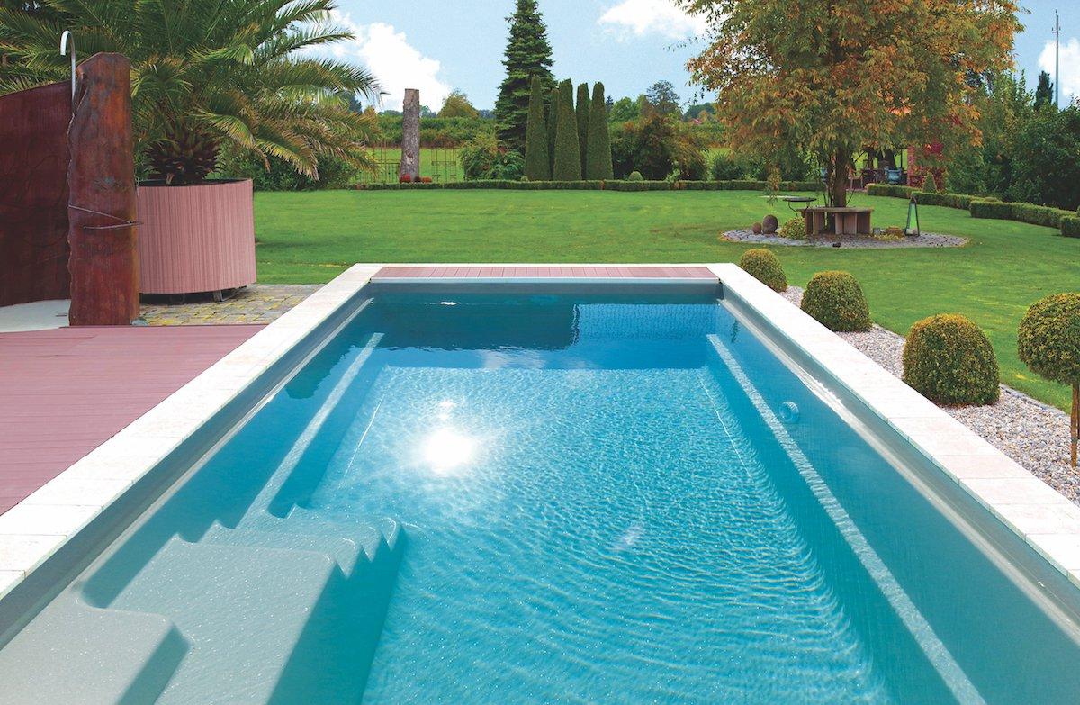 keramický bazén Classic